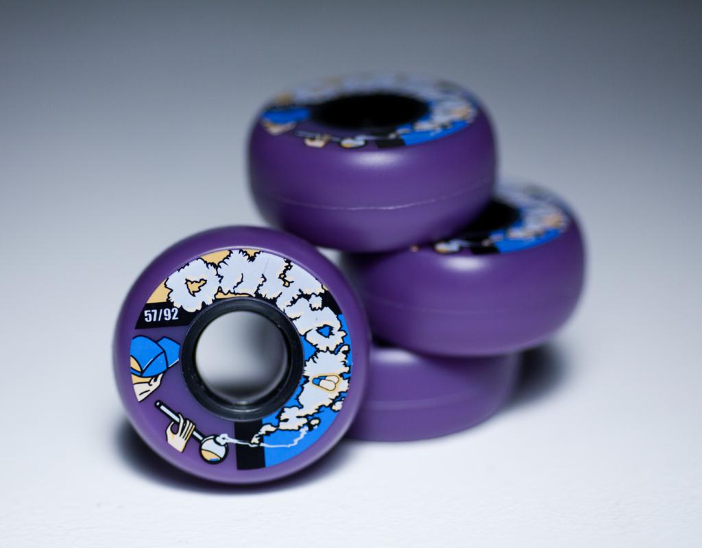 Про-модель колес для роликов Мити Типикина Pills Wheels DMTip