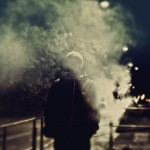 Владимир Туркин в дыму
