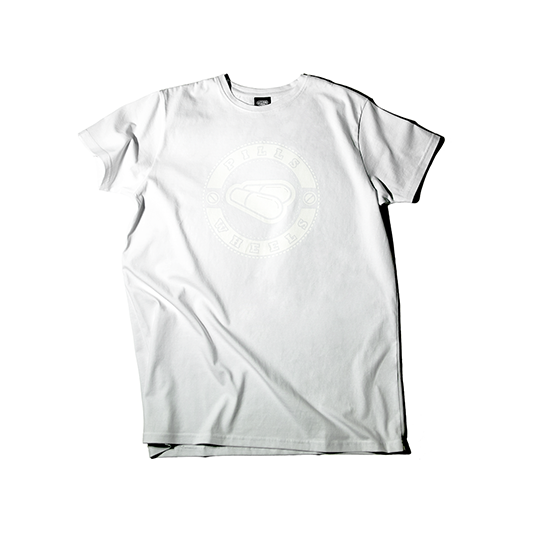 белая футболка PILLS WHITE LOGO