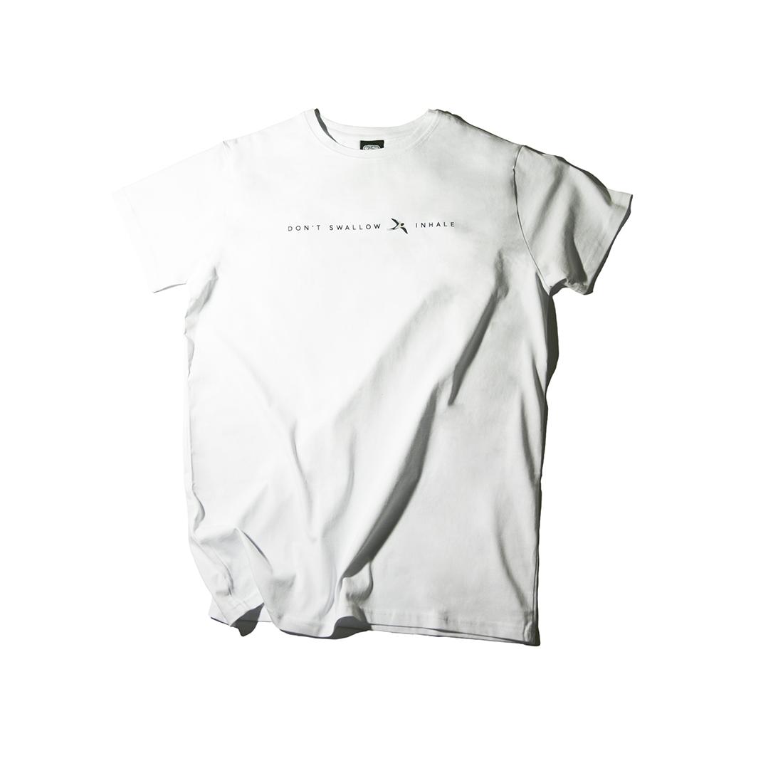 футболка DONT SWALLOW INHALE