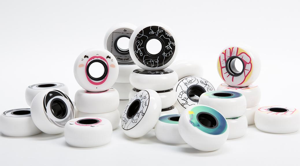 колеса для роликов Pills Wheels 2019
